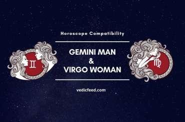 Gemini Man and Virgo Woman