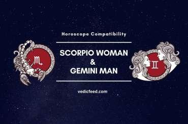 Scorpio Woman and Gemini Man