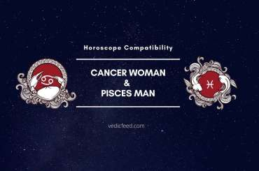 Cancer Woman and Pisces Man