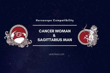 Cancer Woman and Sagittarius Man compatibility