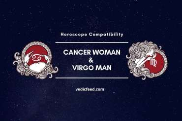 Cancer Woman and Virgo Man