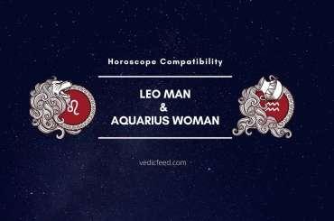 Leo Man and Aquarius Woman Compatibility