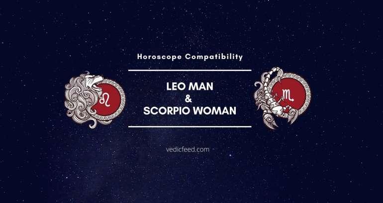 Leo Man and Scorpio Woman Compatibility