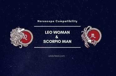 Leo Woman and Scorpio Man Compatibility