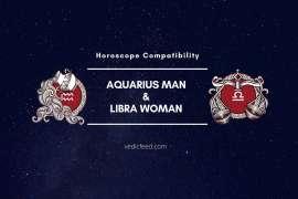 Aquarius Man and Libra Woman Compatibility