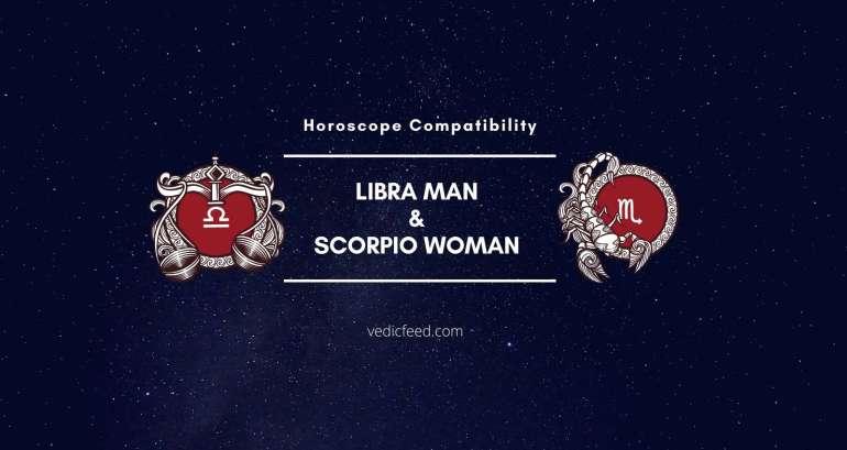 Libra Man and Scorpio Woman Compatibility