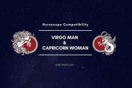 Virgo Man and Capricorn Woman Compatibility