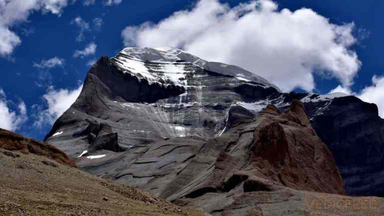 West Face of Mount Kailash