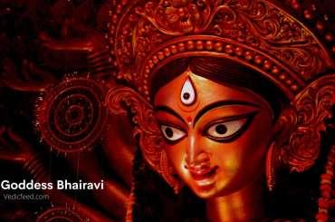 Goddess Bhairavi