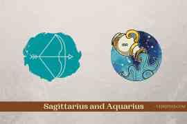 Sagittarius and Aquarius Compatibility
