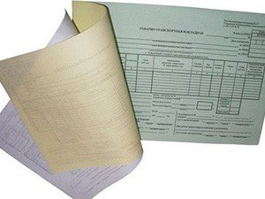 Изображение - Правила заполнения товарно-транспортной накладной ttn-blank-300x225
