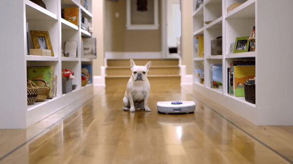 why not buy robotic vacuum cleaner