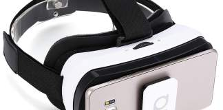 Deepoon V3 Immersive 3D VR Glasses