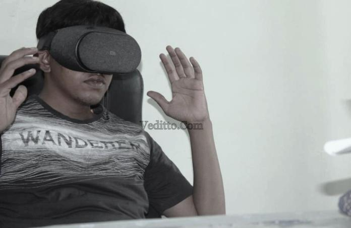 VR Experience with Xiaomi VR play2