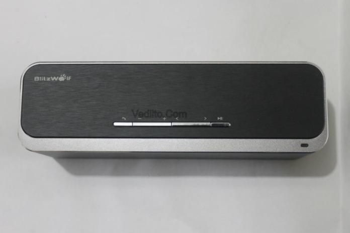 Design of BW F4 speaker