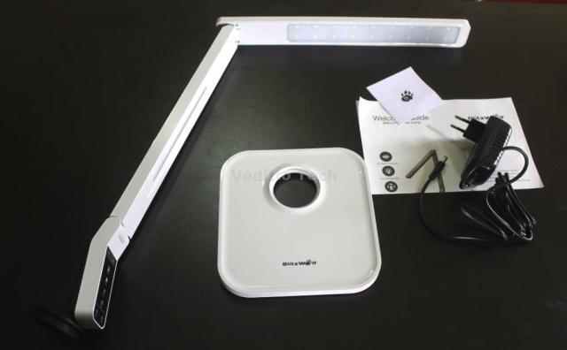 package in BlitzWolf BW-LT1 smartlamp