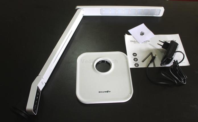 package in BlitzWolf BW-LT1 smartlamp