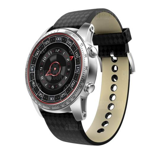 Front Side of KW99 Smartwatch