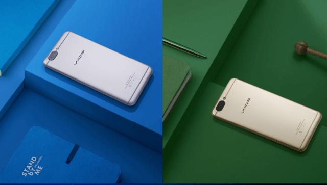 Design of UMIdigi Z1 Smartphone