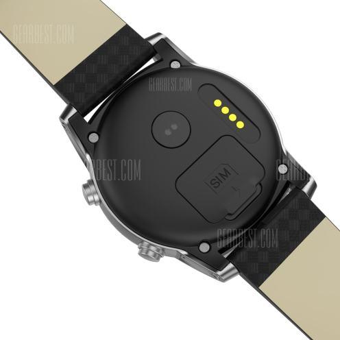 Back Side of KW99 Smartwatch