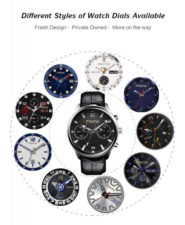 Various Dials