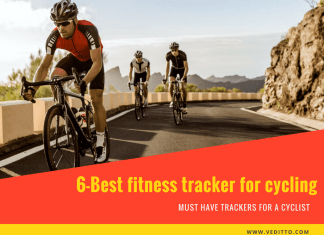6-Best fitness tracker for cycling 2017
