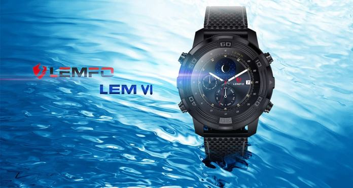 LEMFO LEM6 3G Smartwatch Review