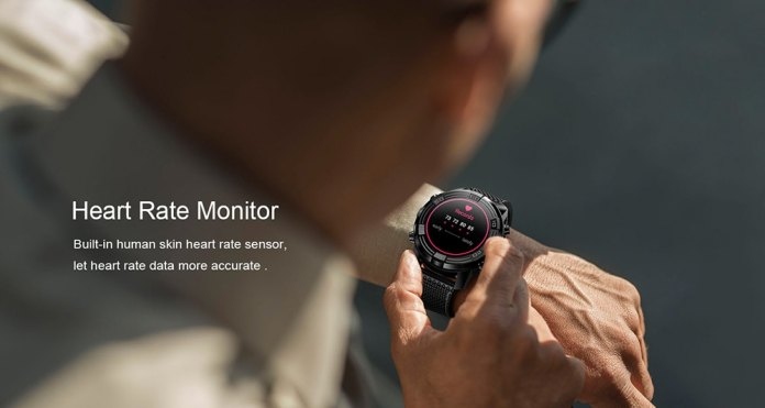Hearr Rate Monitor Feature