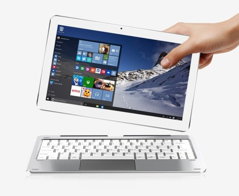 Budget 2 in 1 Tablet PC