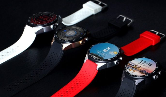 Top 10 Best Chinese Smartwatches under $100 [2019 Edition]