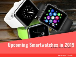 Upcoming Smartwatches 2019