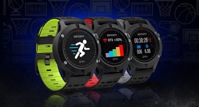 No.1 F5 Smartwatch