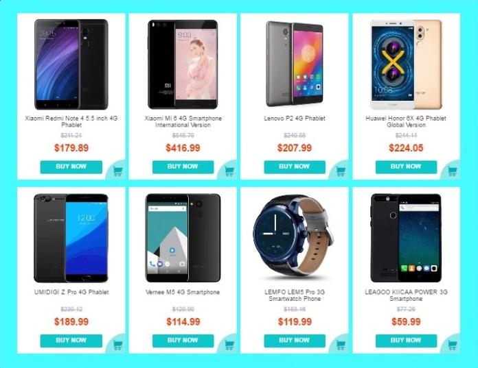 Best Smartphone Deal in 11.11
