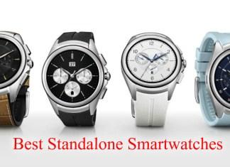 Best Standalone Smartwatches