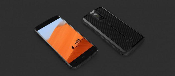 Design of Vernee Active