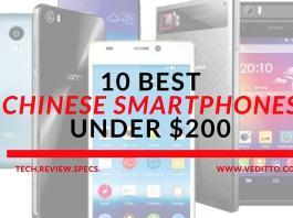 Best Chinese smartphone under $200