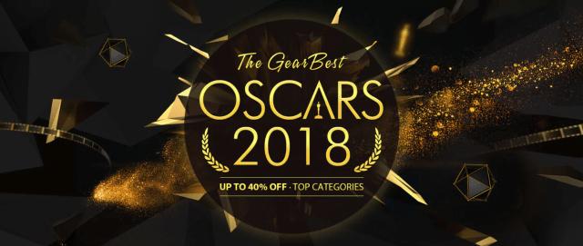 Oscar 2018 Gearbest