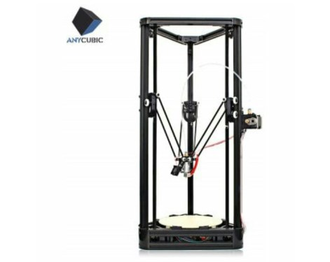 Anycubic Kossel Upgraded Pulley Version 3D Printer