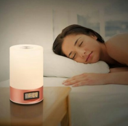 Utorch Wake Up Bedside Lamp