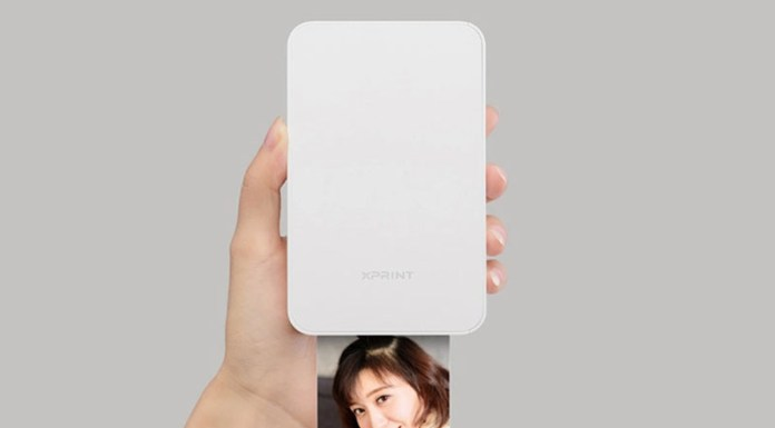Xiaomi-XPrint-Smart-Phone-Photo-Printer-Wireless-Bluetooth-NFC-Connection-Portable-AR-Photo-Printer-Automatic-Film