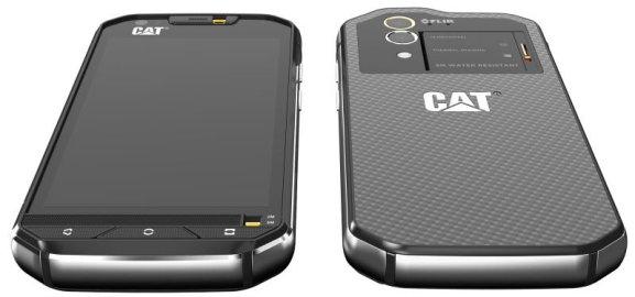 CAT S60 Rugged Smartphone