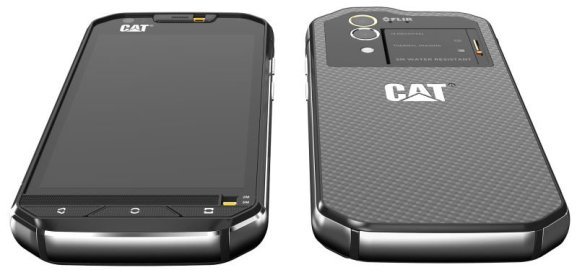 CAT S60 Rugged Smartphone