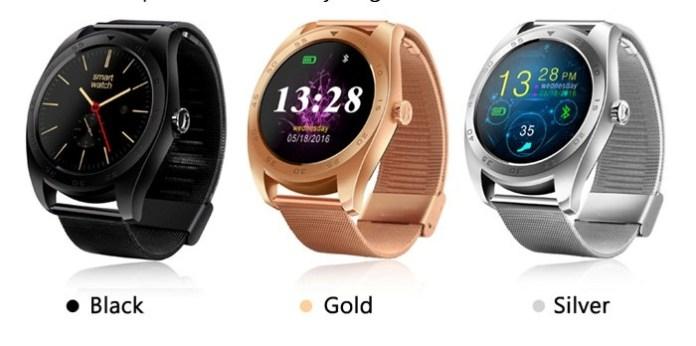 CACGO K89 Smartwatch