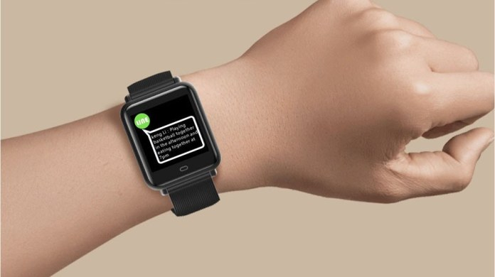 PRO FEATURES of Q9 SMARTWATCH