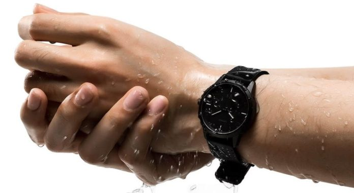 Lenovo Watch 9 is Fully water resistant