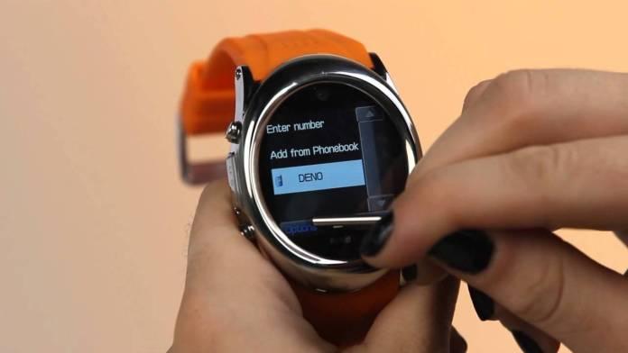 Burg 12 Standalone Smartwatch