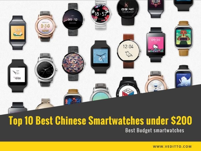 4d70674085d Top 10 Best Chinese Smartwatches under  200  2019