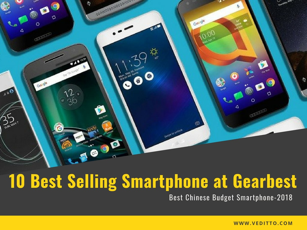 New in Gearbest: a good inexpensive smartphone with top performance