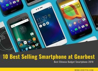 Best Selling Smartphones at Gearbest