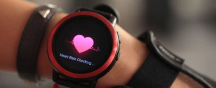 Health Monitoring with LEM8 Smartwatch